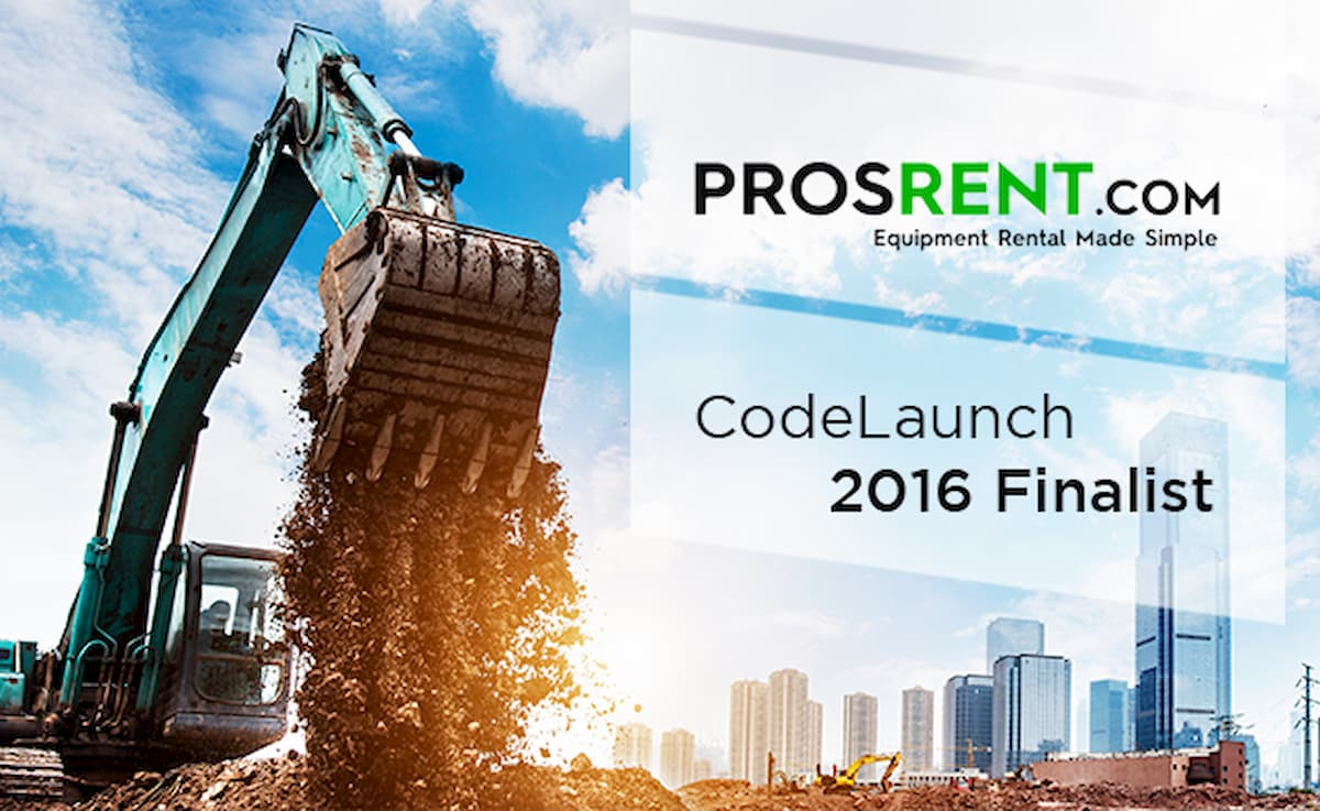 A History of CodeLaunch – Looking Back at 2016 Finalist: ProsRent