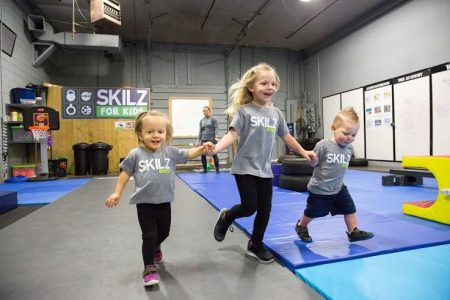 KidStrong Gym in Kentucky